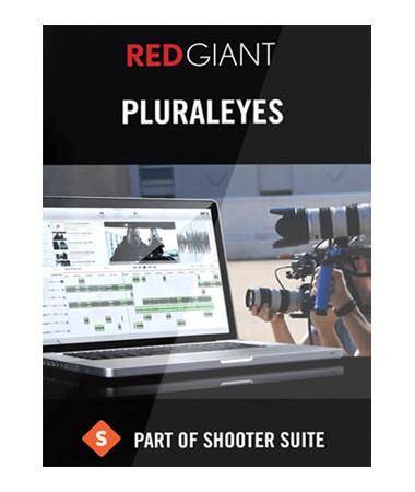 Shooter PluralEyes 4.1