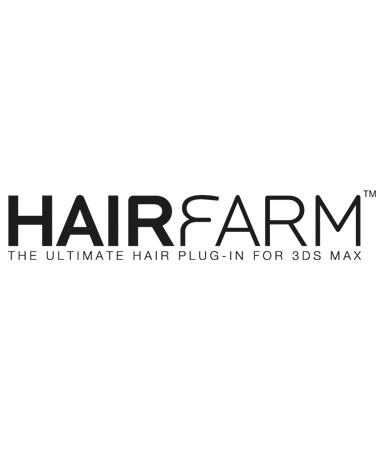Hair Farm 2 Pro for 3ds Max
