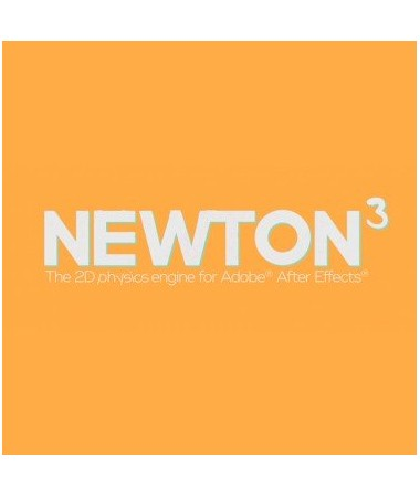 Newton 3 for After Effects CC2014-CC 2019 Upgrade from Newton v1