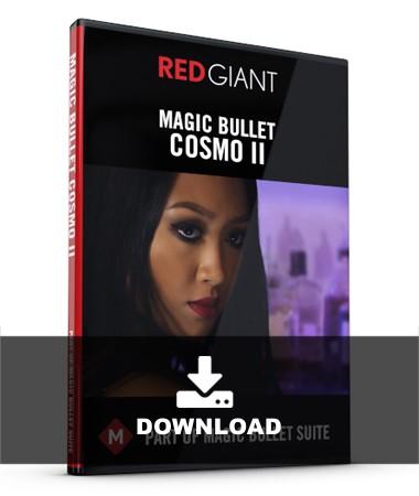 Magic Bullet Cosmo II Education