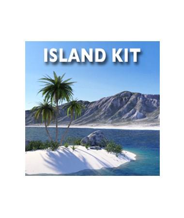 C4DEPOT_ISLAND-KIT