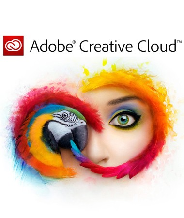 Creative Cloud für Einzelanwender (Individual) All Apps - Subscription (Miet-Lizenz) - 12 Monate
