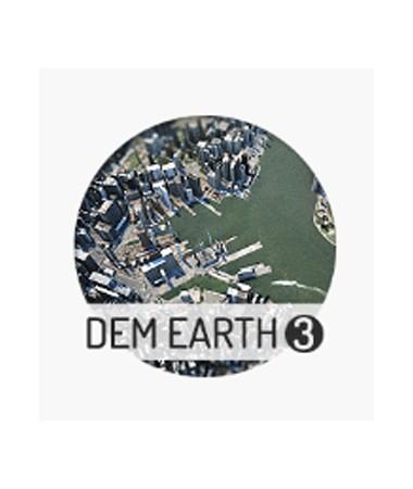DEM Earth 3 Node-Locked Upg. from DEM Earth 2 for Cinema 4D