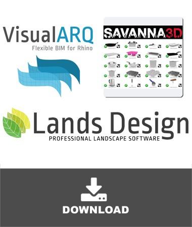 asuni-visualarq-landsdesign-savanna-bundle
