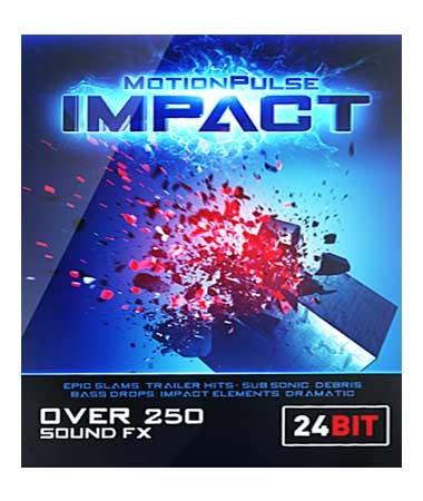 MotionPulse Audio Pack - Impact