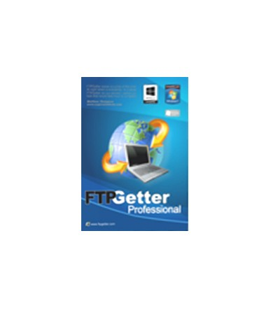 FTPGetter Professional - 1 PC