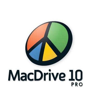 MacDrive 10 Pro Upgrade from MacDrive 9 Standard