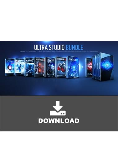 Ultimate 3D Studio Bundle Upgrade from Element 3D V1