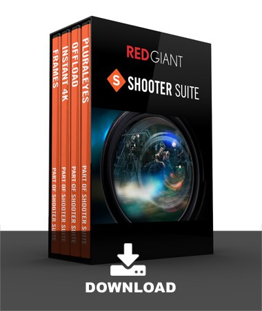 redgiant-shooter-suite