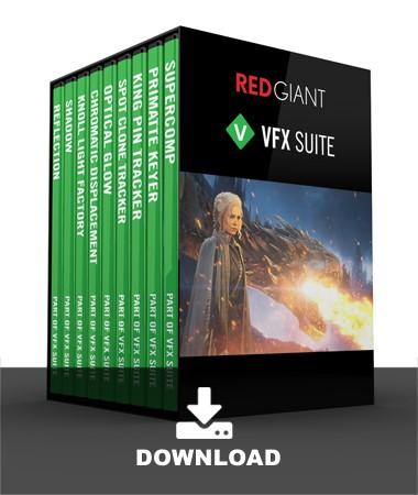 redgiant-vfx-suite