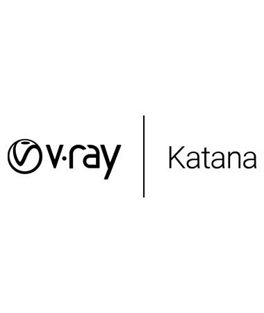 V-Ray Next for Katana Workstation