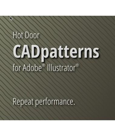 hotdoor-cadpatterns
