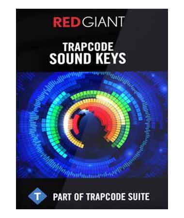 Trapcode Sound Keys 1.4
