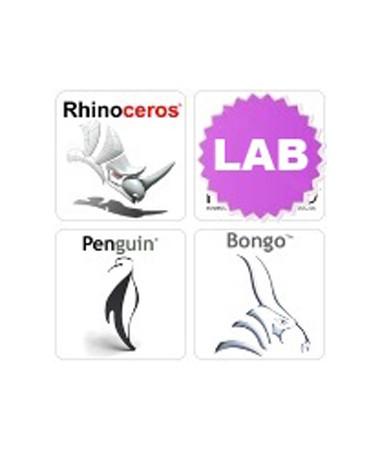 mcneel_rhino_flamingo_penguin_bongo_lab_bundle