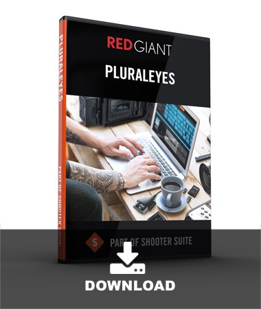 redgiant-shooter-pluraleyes