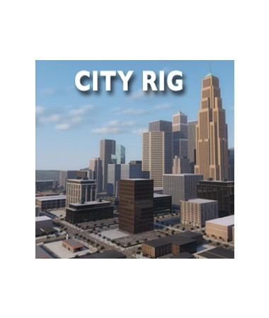 City Rig 2.1 for Cinema 4D