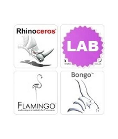 mcneel_rhino_flamingo_bongo_bundle