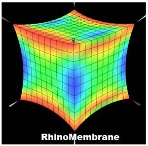 Rhino Membrane Basic v3.0 for Rhino 6