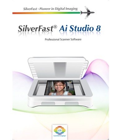 SilverFast Ai Studio für Epson Expression 10000XL / ES-10000G