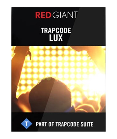 Trapcode Lux 1.4