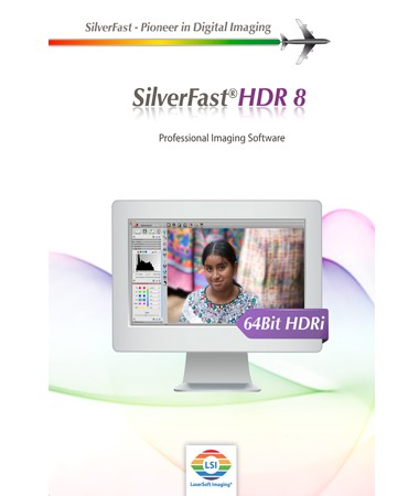 SilverFast HDR 8.8