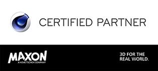 Maxon Certified Partner