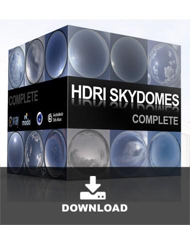 Vizpark_HDRI_Skydomes