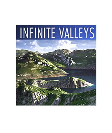 C4DEPOT_INFINITE-VALLEYS