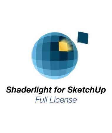 Shaderlight Pro 2019 for SketchUp