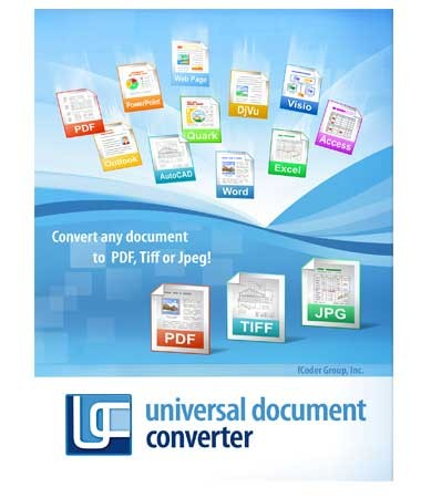 Universal Document Converter v6.x - 100 User