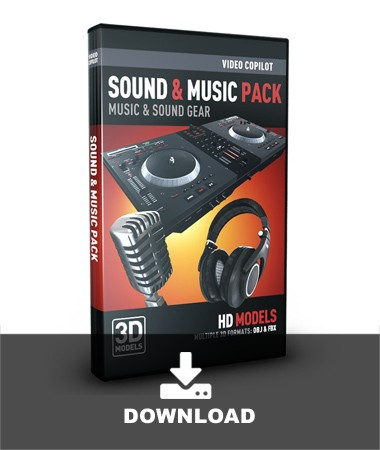 video-copilot-sound-music-pack