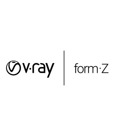 V-Ray 3.6 for formZ Workstation