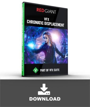 VFX Chromatic Displacement Education - Vollversion