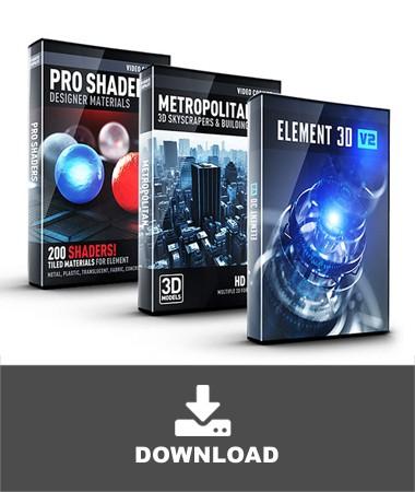 video-copilot-3d-architecture-bundle