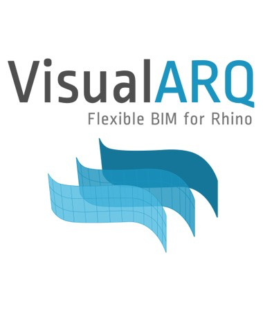 VisualARQ 2.5 Education for Rhino + Savanna 3D R6