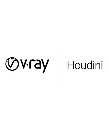V-Ray Next for Houdini Workstation