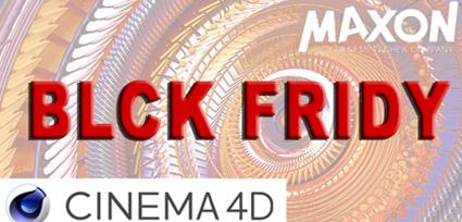 Cinema4d-BLCK-FRIDY