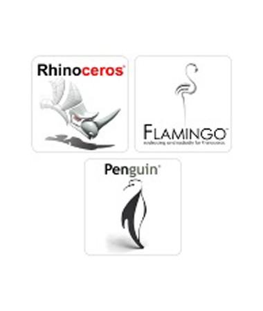 mcneel_rhino_flamingo_penguin_bundle