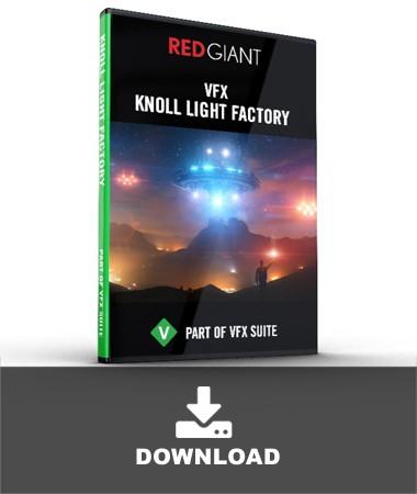 VFX Knoll Light Factory 3.1